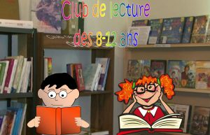 Club lecture 8-12 ans