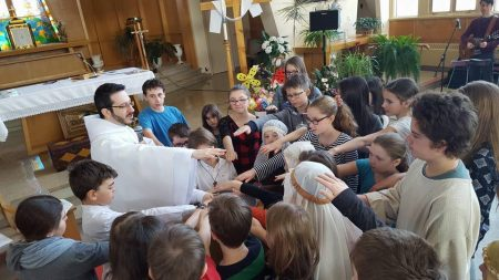 Messe familiale avril 2016